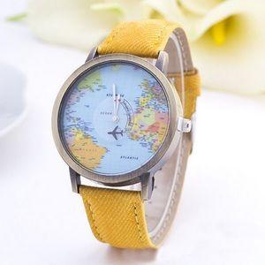 World Watch Yellow